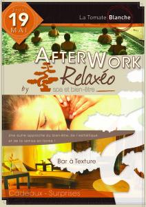 A4 - Afterwork relaxeo